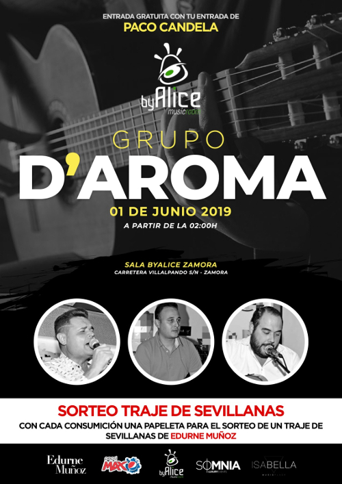 Grupo D'Aroma